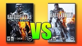 5 Reasons Why Battlefield 3 Is Better Than Battlefield 4
