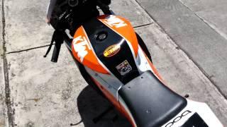 For sale* X18 Super pocket bike Update *New mods, led lights