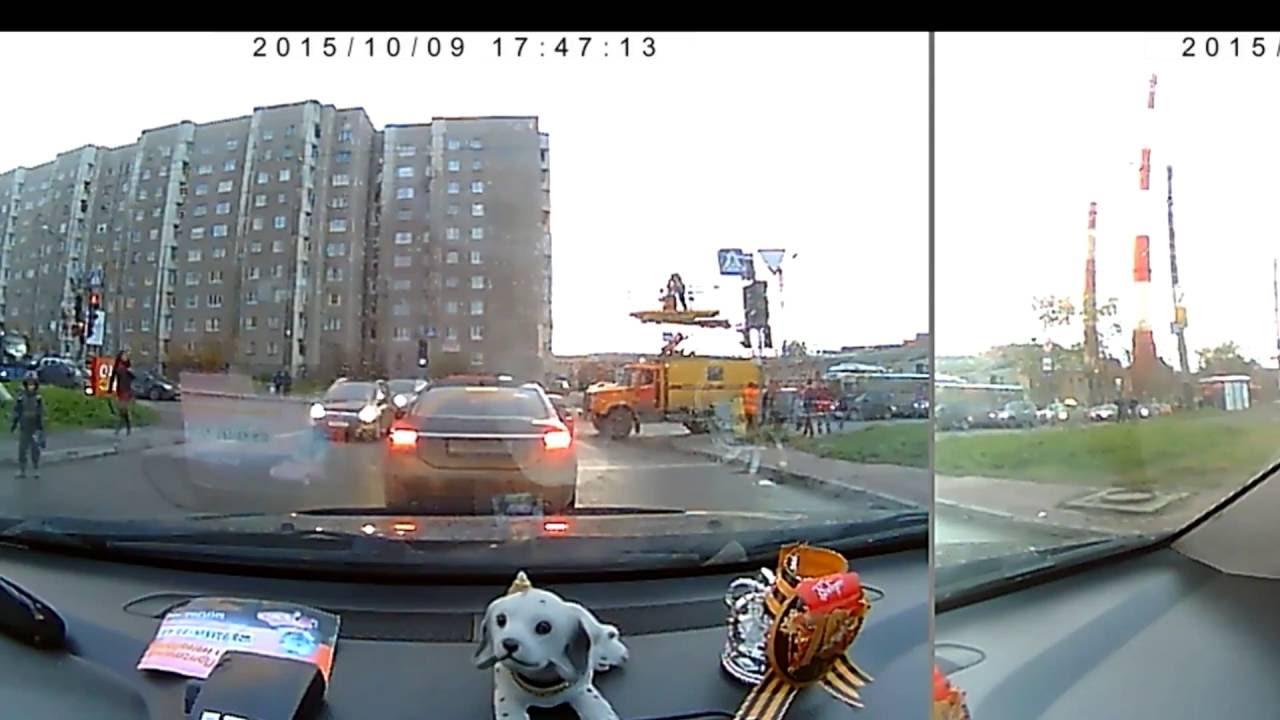 Наезды на несовершеннолетних в Мурманске