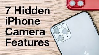 7 Hidden iPhone Camera Features
