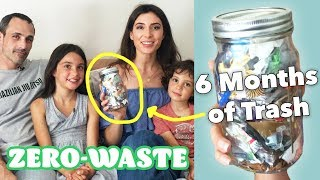This Family Tries To Not Make Trash - Video Youtube
