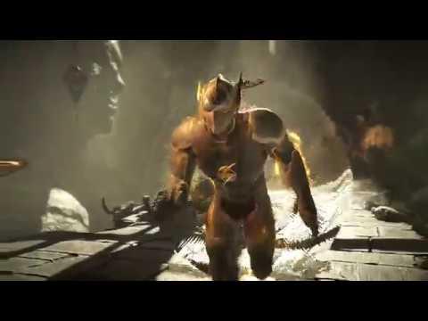 Injustice 2 - GOD SPEED VS REVERSE FLASH
