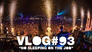 Armin VLOG #93 - No Sleeping On The Job