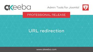 Watch a video on URL Redirection [02:23]