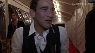 "Gianluca Bezzina leads Malta to Eurovision 2013 Final  with ""Tomorrow""!"
