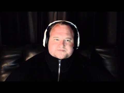 Kim Dotcom Live: Freedom of the Internet