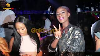 TOBI, MIRACLE, CEEC, ALEX & NINA ATTEND BIG BROTHER HOME COMING 5TH EDITION PARTY