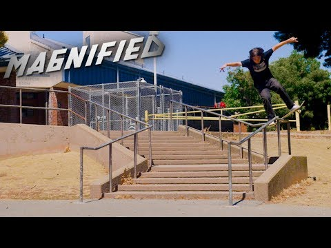 Magnified: Chase Webb