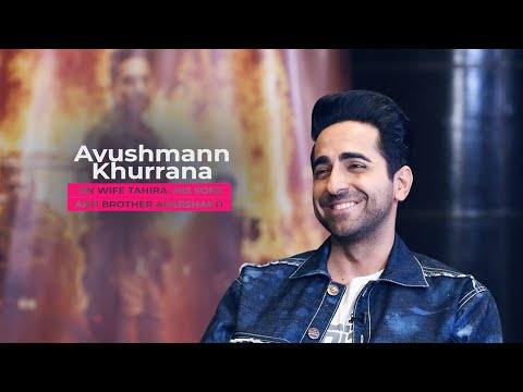 Ayushmann Khurrana says it's Iron Man over Ayushmann for his sons