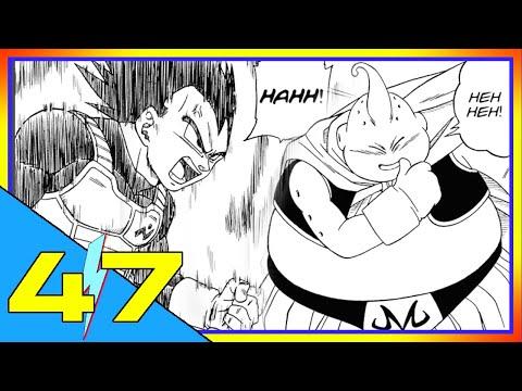 BUU Stronger Than VEGETA?!! FULL DBS Manga CH 47 Review.