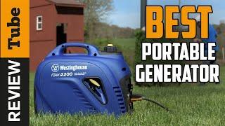 ✅ Portable Generator: Best Portable Generators 2021 (Buying Guide)