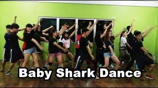 【Baby Shark Dance Challenge 】