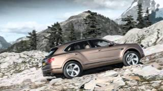 YouTube Video 680lqLusnZ8 for Product Bentley Bentayga Crossover SUV by Company Bentley Motors in Industry Cars