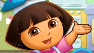 Dora the Explorer - Dora's Little Cooks - New Dora Game 2015 HD