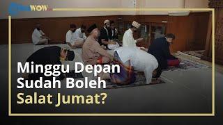 Wali Kota Bekasi Izinkan Warga di Zona Hijau untuk Laksanakan Salat Jumat di Masjid Pekan Depan