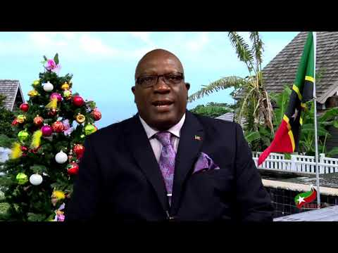 2020 Christmas Message Prime Minister Dr the Hon Timothy Harris December 25, 2020