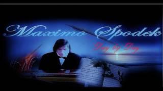MAXIMO SPODEK, DAY BY DAY, JAZZ BOSSA PIANO VERSION
