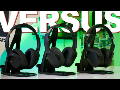 External Review Video 682QG-rKluY for Sennheiser HD 450BT Over-Ear Wireless Headphones w/ Active Noise Cancellation