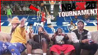The Most INSANE Tourney Yet! In-Game Dunk Contest & A CRAZY Close Final!