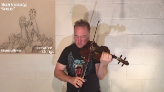 """Scream""! (Improvisation for Unaccompanied Violin #11)"