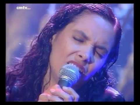 Sandra Mihanovich video Todo me recuerda a ti - CM Vivo 1997