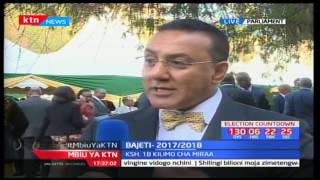 Tourism CS Najib Balala: Tourism sector will do better with the 2017/18 budget