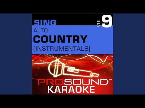 End Of The World (Karaoke Instrumental Track) (In the Style of Skeeter Davis)