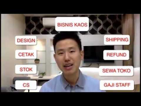 Video Bisnis Kaos Online