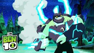 Ben 10 | Ben fights a Monster Bat | Cartoon Network
