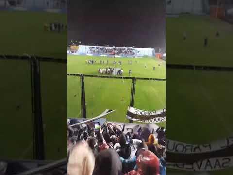 """""""Platense 1-0 Lamadrid / Estadio Arsenal de Sarandí"""" Barra: La Banda Más Fiel • Club: Atlético Platense"""