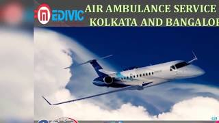 Take Restful Medical Care Air Ambulance Service in Kolkata by Medivic