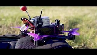 Cinematic FPV fly in Poland 2020-02   Wizard X220S   GoPro 6 Black
