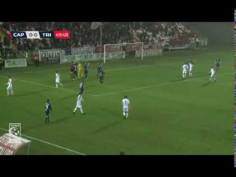 Carpi-Triestina: Highlights