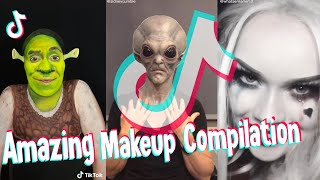TIKTOK CRAZY MAKEUP COMPILATION #20