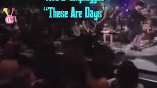 10.000 MANIACS - THESE ARE DAYS - MTV UNPLUGGED 1993