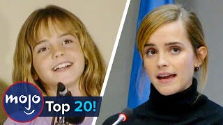 Top 20 Things You Didnt Know About Emma Watson