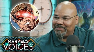 James Monroe Iglehart Wants Cyclops to Relax for Once | Marvel's Voices