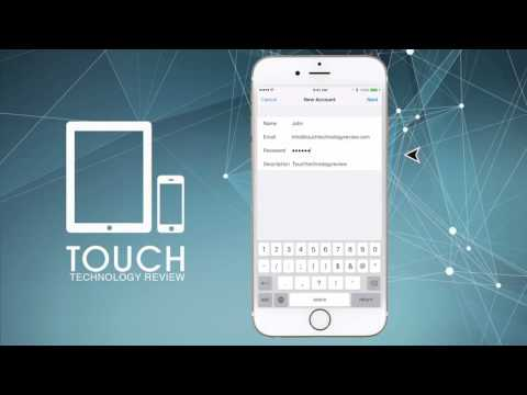 How to set up email on the latest iPhone 6s or iPad –  POP or iMAP – Step by Step Tutorial