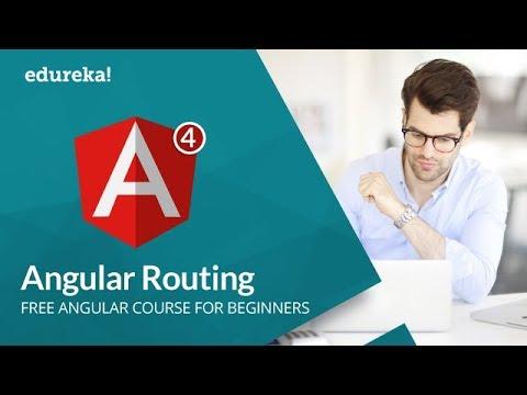 Angular 4 Routing   Angular 4 Tutorial For Beginners   Angular 4 ...