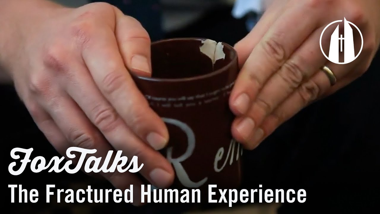Watch video: FoxTalks Session II with Brian Doak: The Fractured Human Experience | George Fox University