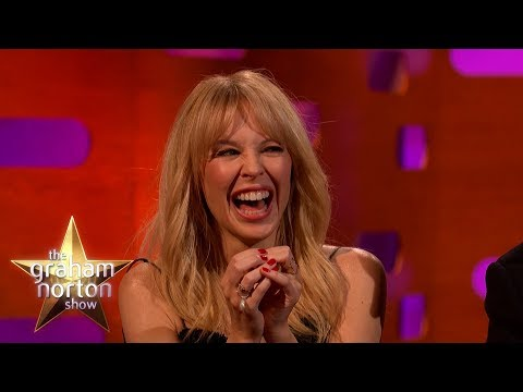 Kylie Minogue LOVES John Krasinski's Dance Moves! | The Graham Norton Show