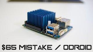 My $65 Mistake | Odroid XU4Q