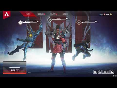 Apex Legends - Hilarious Voice Chat Lag