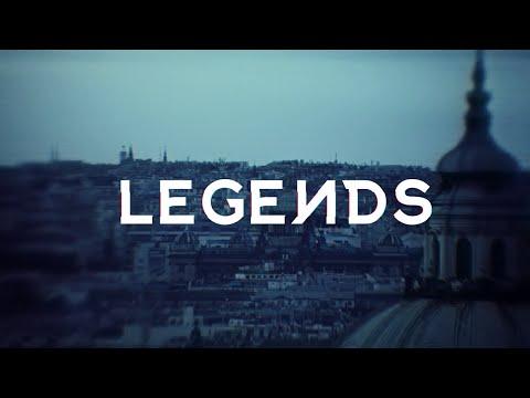 Legends Season 2 (Promo 'Planning Something Big')