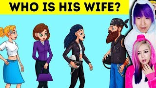 DETECTIVE Riddles That Will Make You Smart