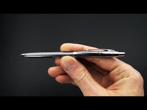 FISHER Kugelschreiber Space Shuttle Pen B4 Karo schwarz