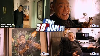 3DJoes Cribs: Larry Hama HQ