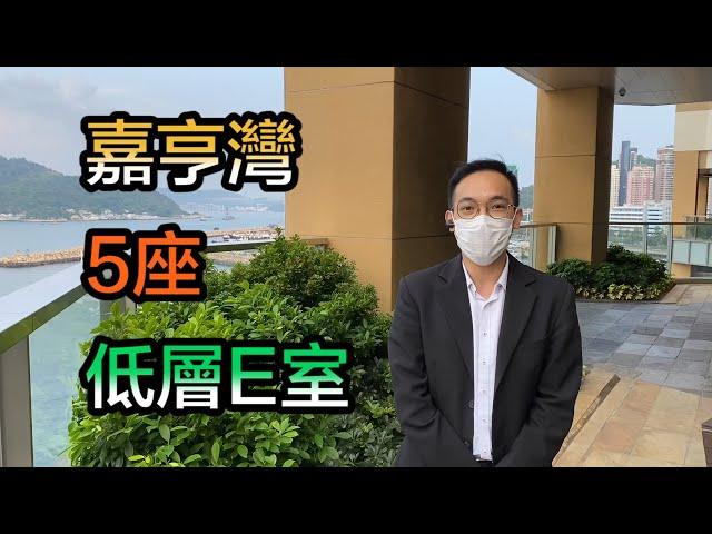 【#代理Zac推介】嘉亨灣5座低層E室