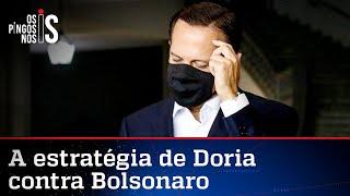 Doria 'tenta jogar no colo de Bolsonaro' crise em Manaus