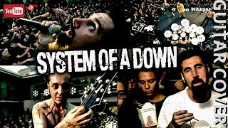 Video System Of A Down - Forest [ Guitar Cover ] By: Paul King